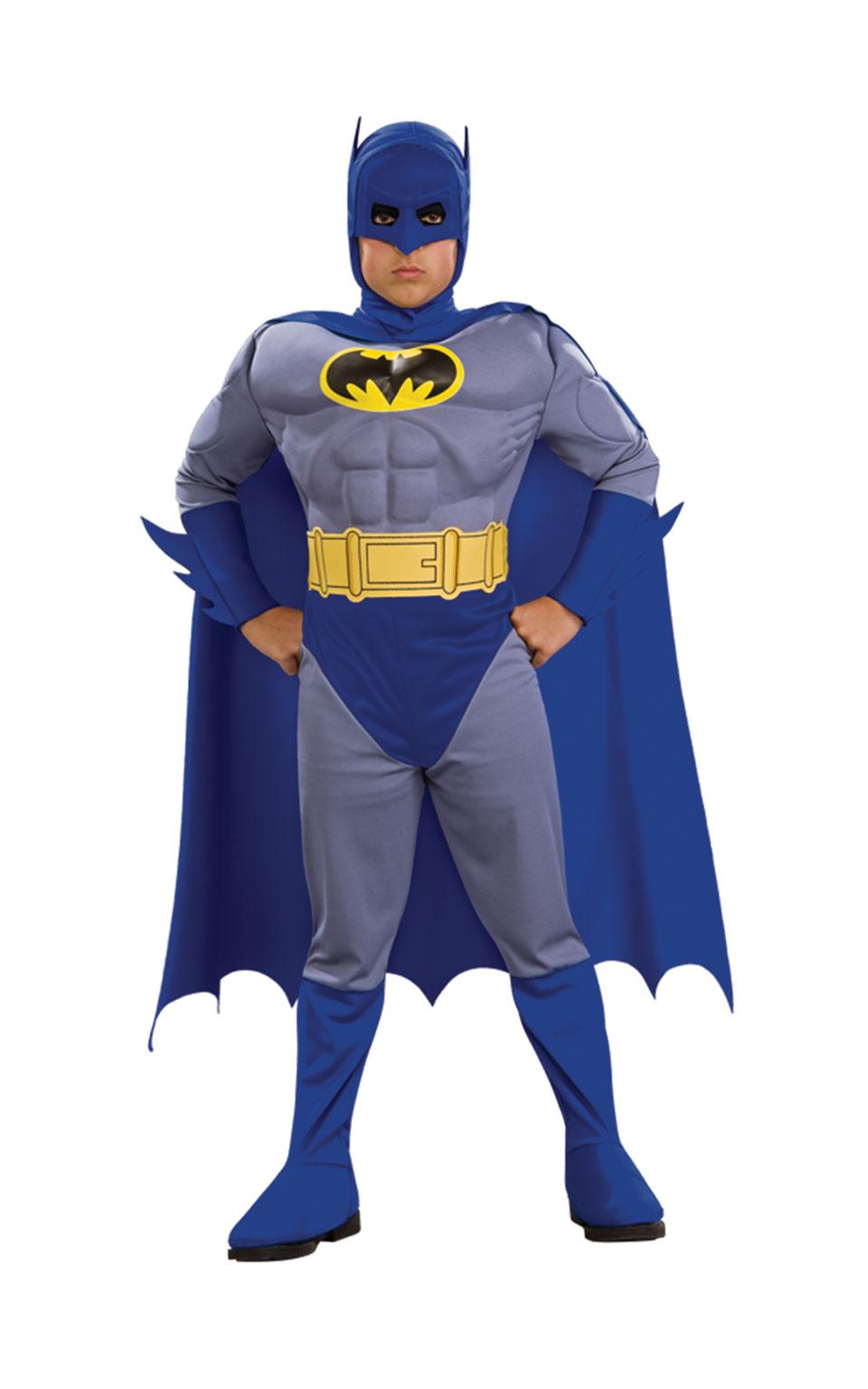 Rubies Detský kostým Batman Veľkosť - deti: M