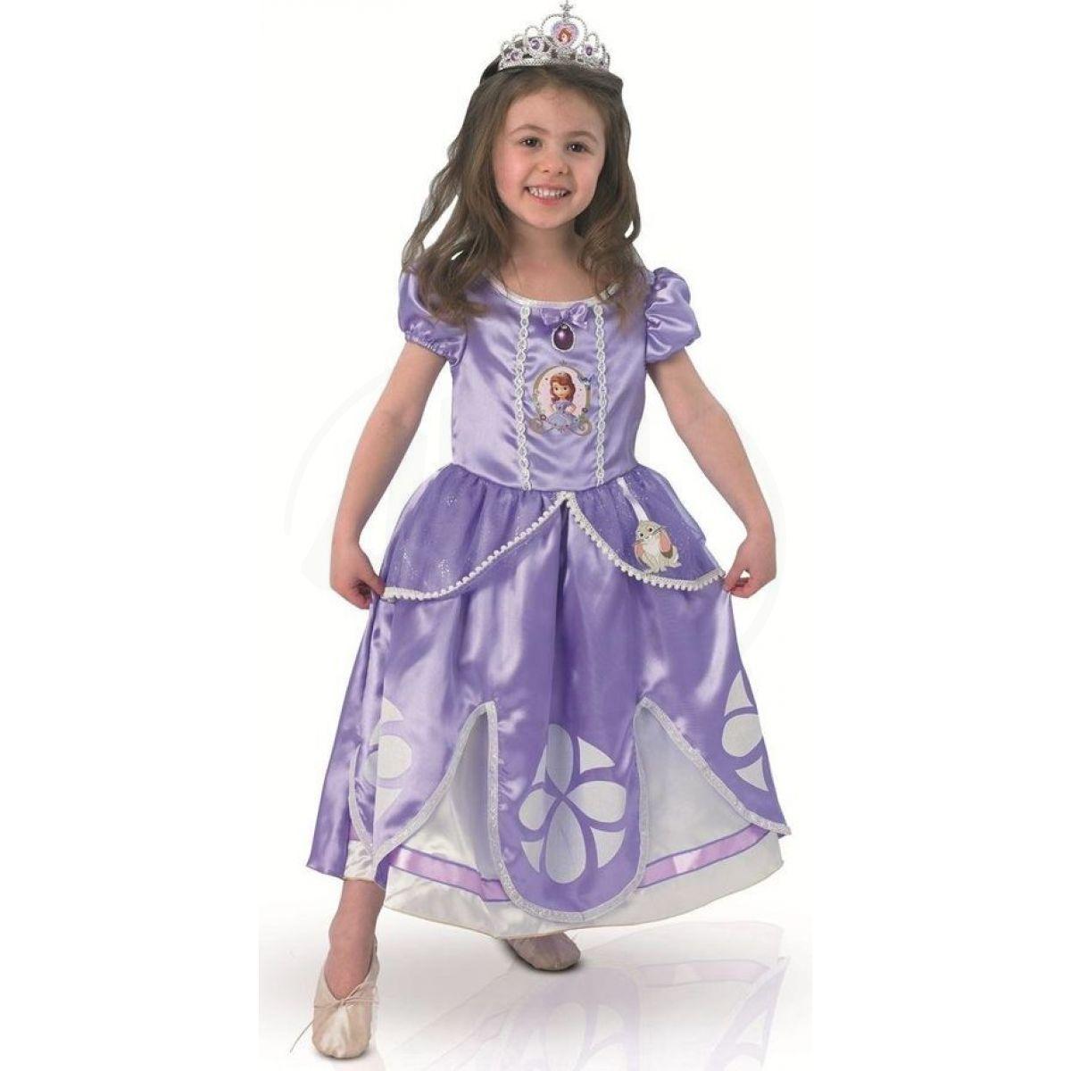 Rubies Detský kostým Sofia Deluxe Veľkosť: S