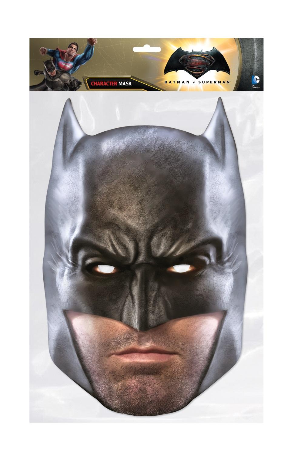 Rubies Papierová maska Batman
