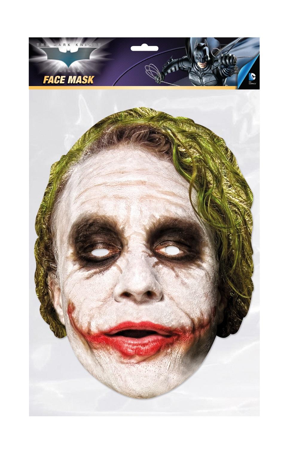 Rubies Papierová maska Joker