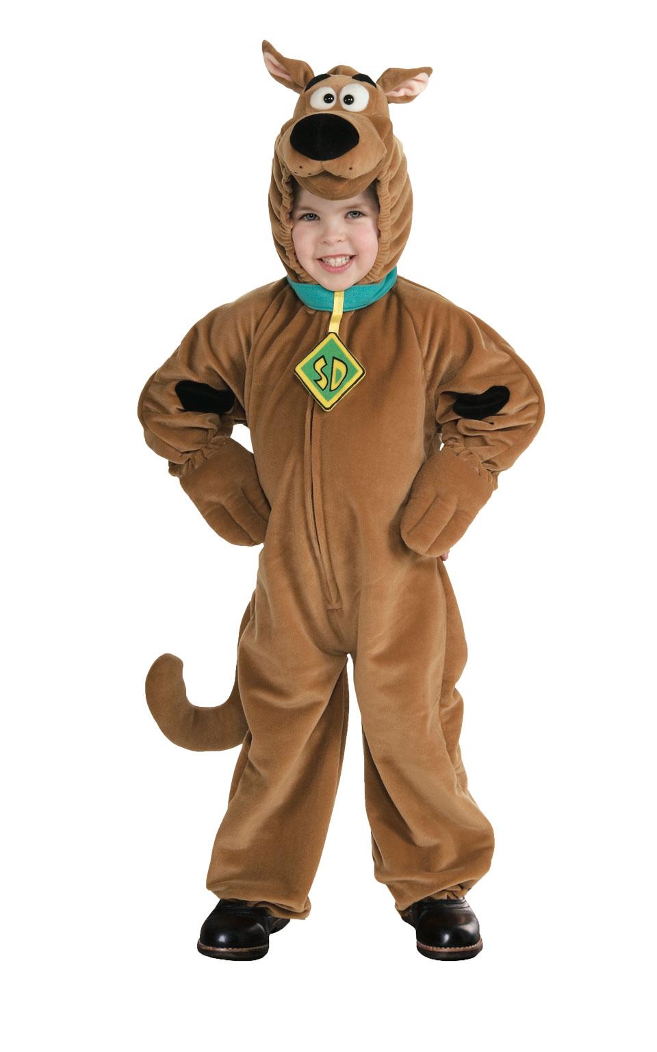Rubies Detský kostým Scooby Doo Veľkosť - deti: S