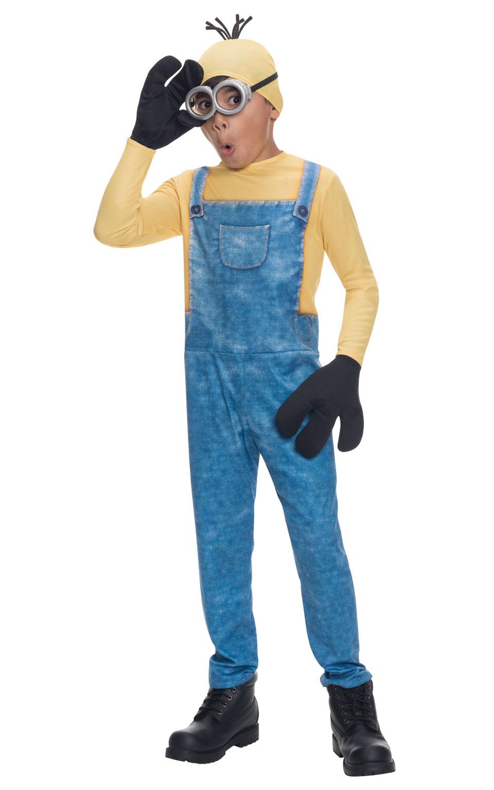 Rubies Detský kostým mimoň Kevin Veľkosť - deti: S - Výška 95-105 cm