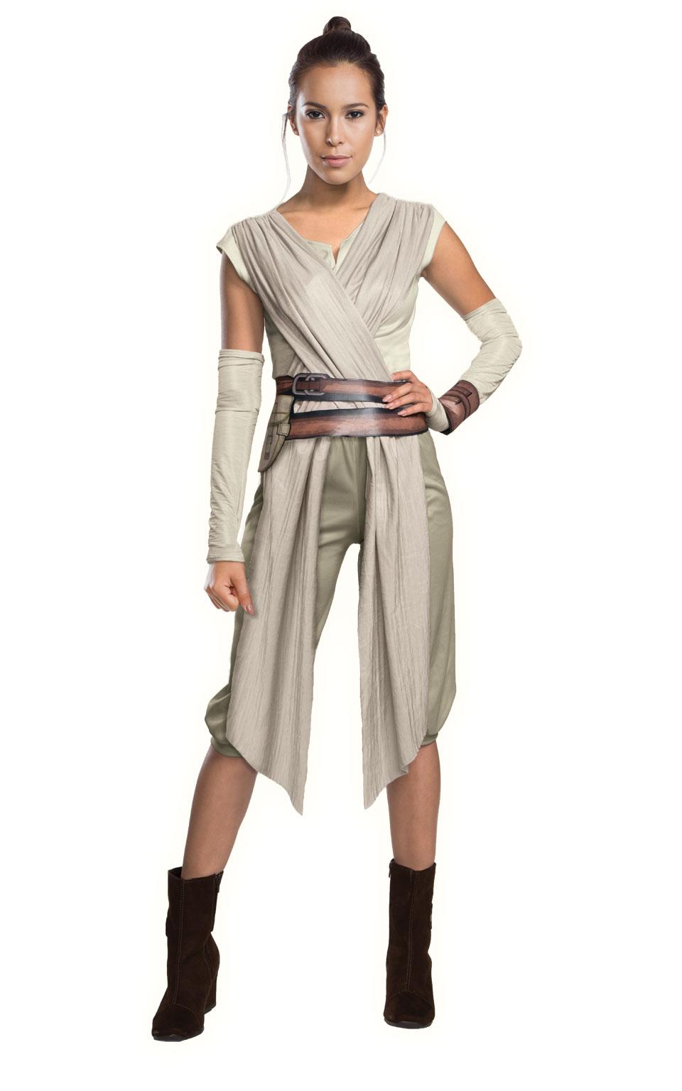 Rubies Dámsky kostým Rey - Deluxe Veľkosť - dospelý: S