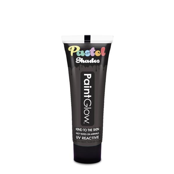 PGW UV farba na tvár a telo - Pastel Farba: Pastelová čierna