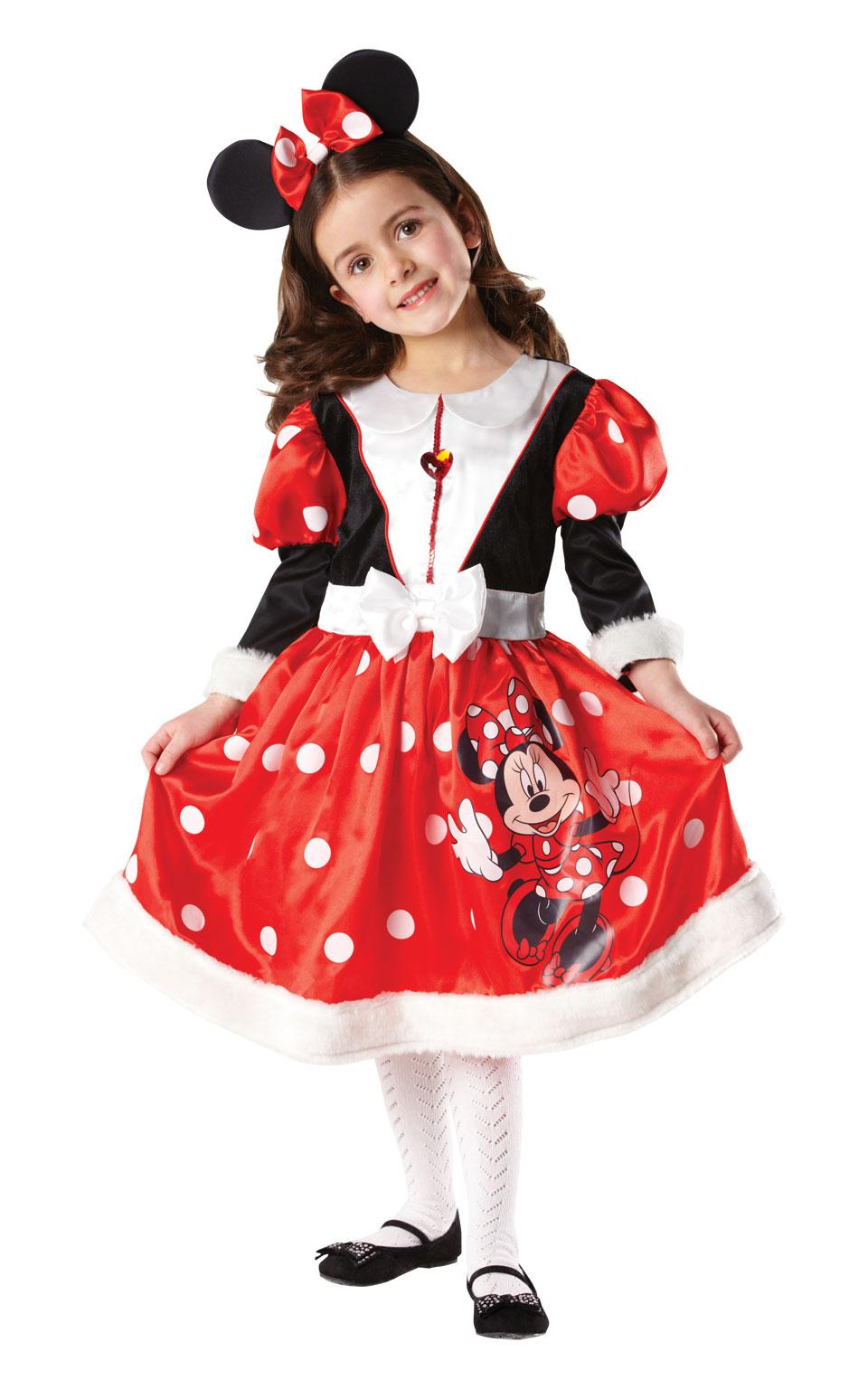 Rubies Detský kostým Minnie Veľkosť: S
