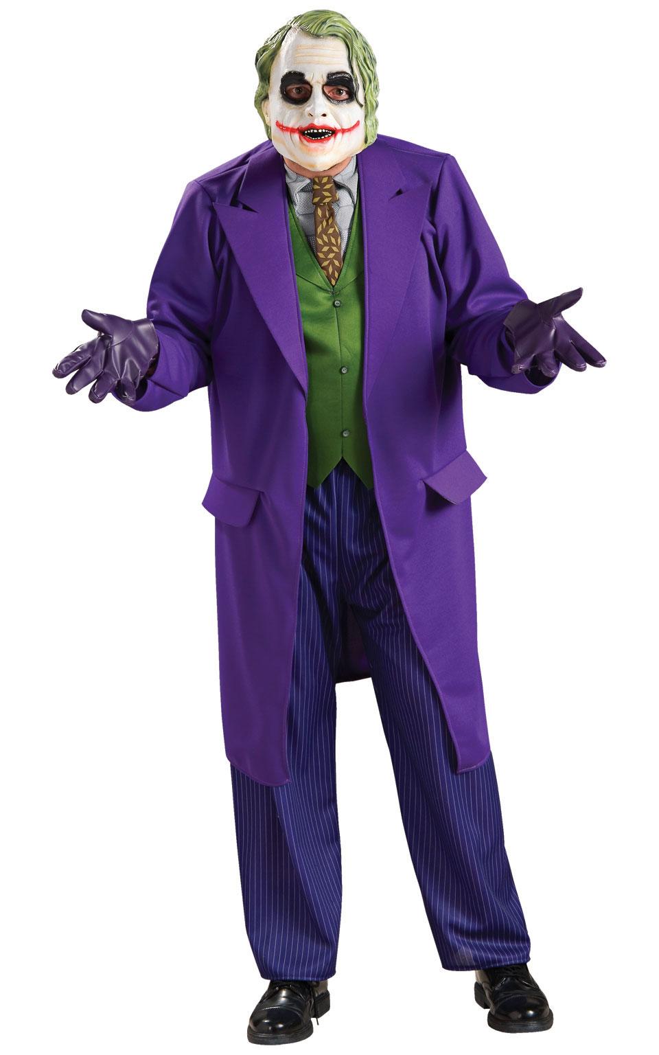 Rubies Kostým Joker Veľkosť - dospelý: STD