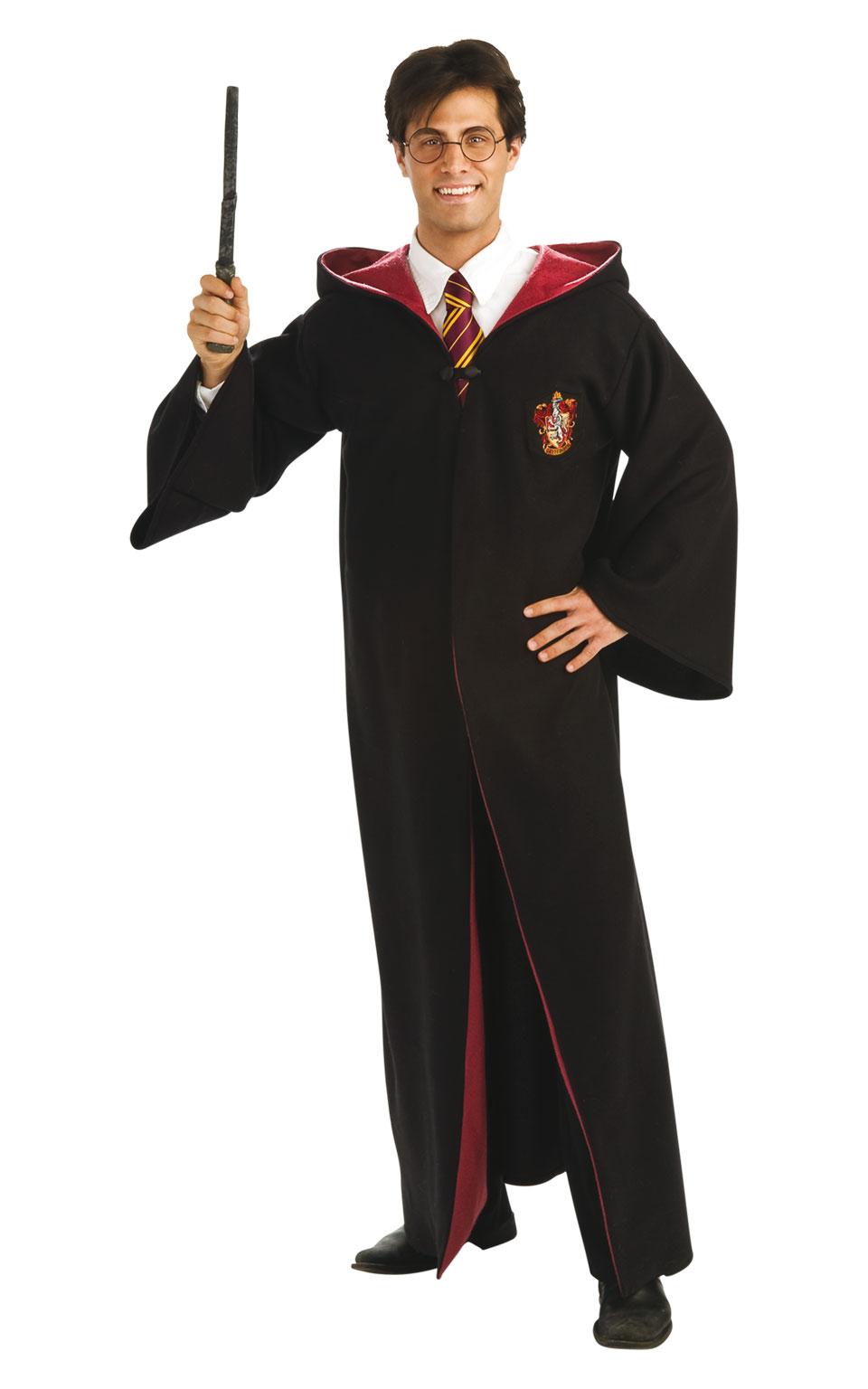 Rubies Kostým Harry Potter Deluxe Veľkosť - dospelý: STD