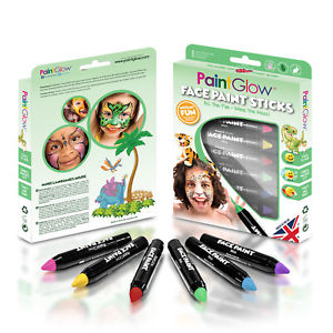 PGW Set farebných tyčiniek - Animal kingdoom