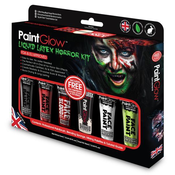 PGW Set farieb na tvár a telo - horor