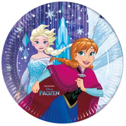 Procos Taniere Frozen Snowflakes 8 ks