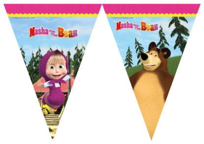 Procos Girlanda Máša a medveď