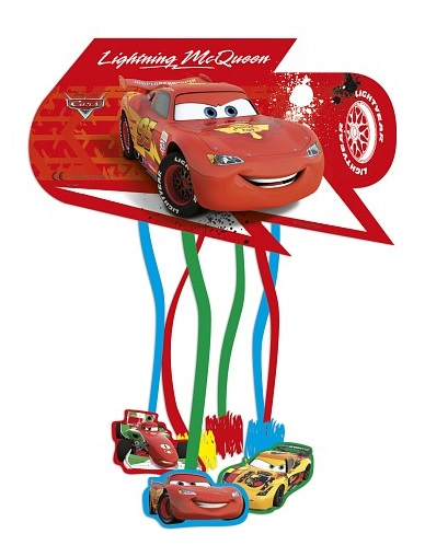 Procos Piňata Autá (Cars)