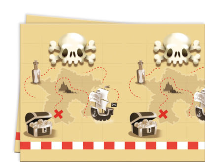 Procos Obrus Piráti 120 x 180 cm