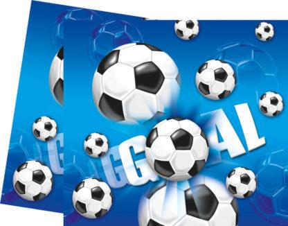 Procos Obrus futbal modrý 120 x 180 cm