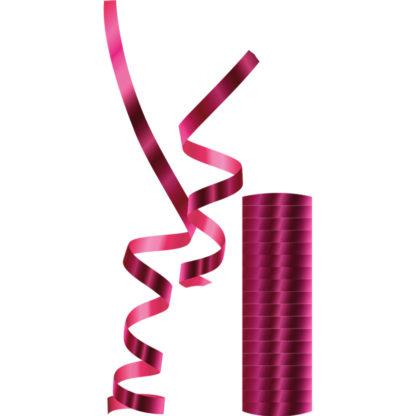 Procos Serpentíny metalické - fuchsia 1 ks