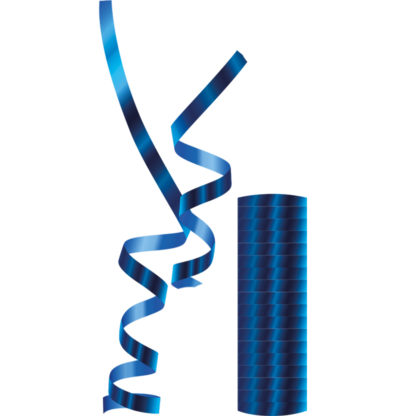 Procos Serpentíny metalické - modré 1 ks