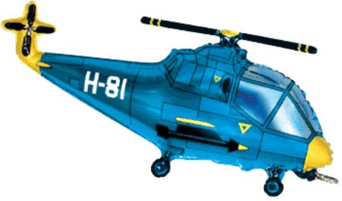 BP Fóliový balón vrtuľník