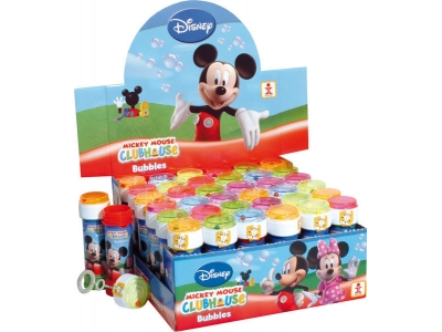 HeliumKing Bublifuk Mickey Mouse 60ml