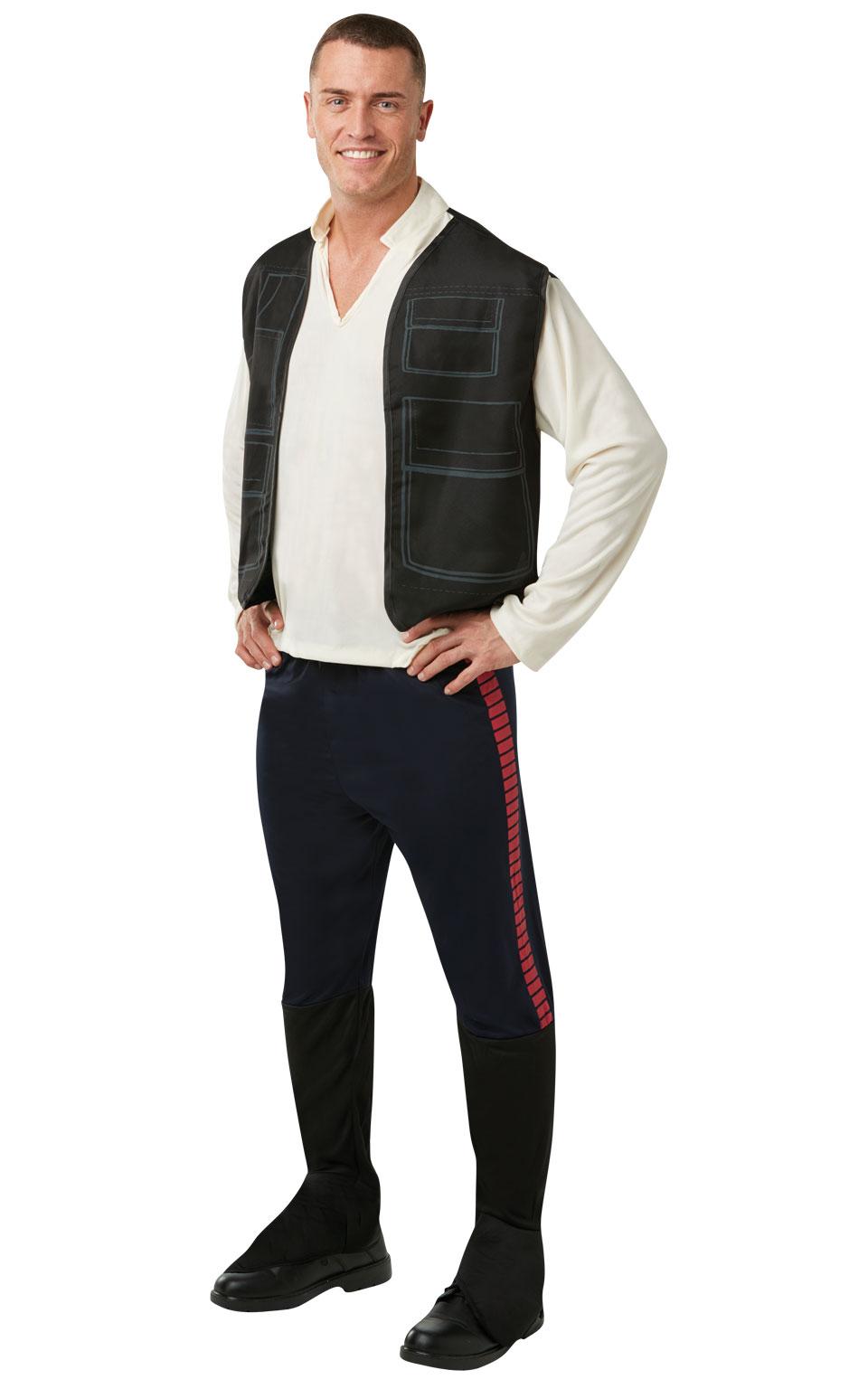 Rubies Kostým Han Solo (Star Wars) Veľkosť - dospelý: STD