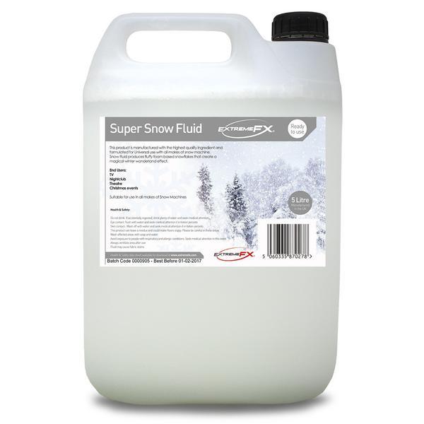 PGW Snehová Kvapalina Biela 5L