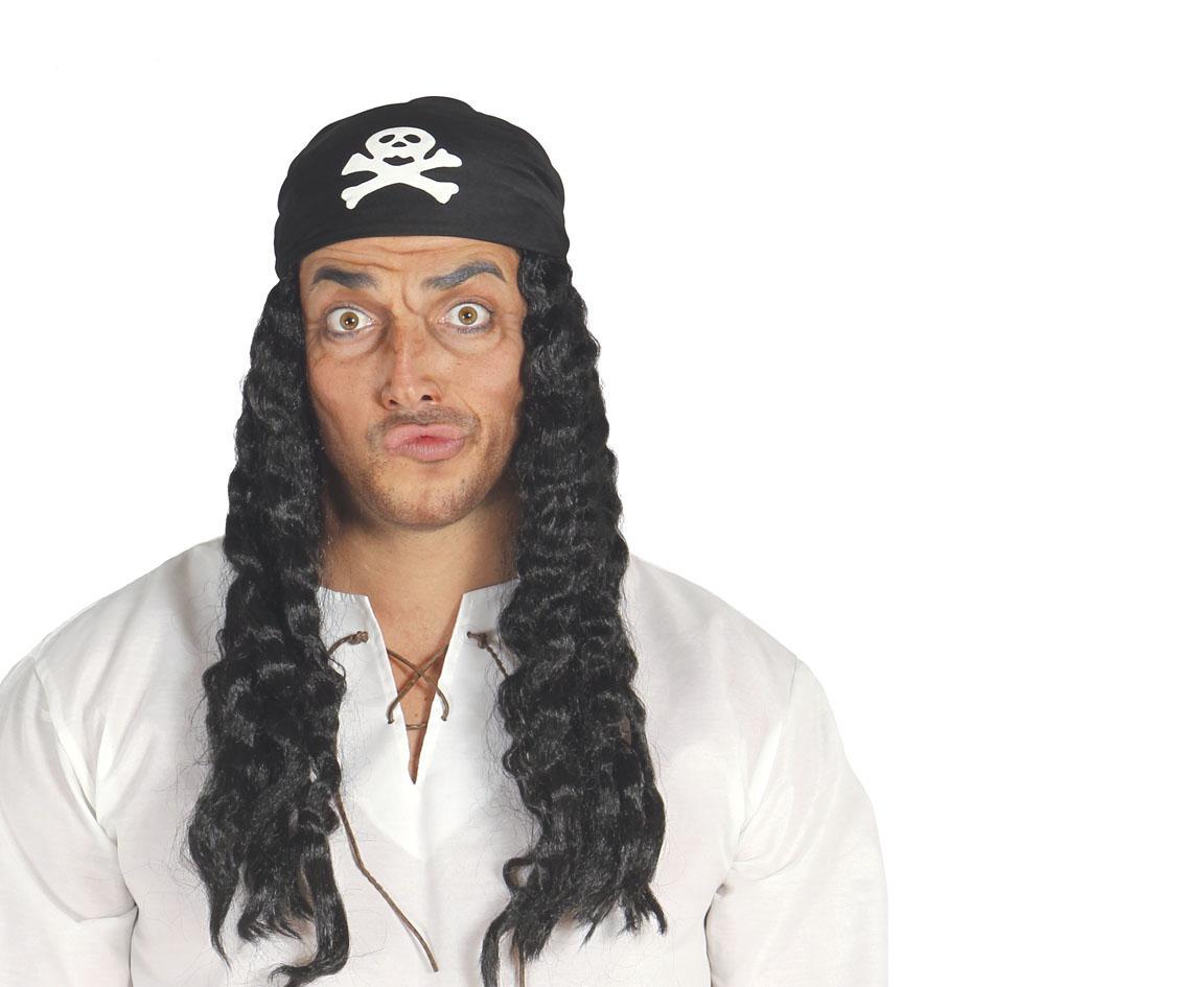 Guirca Pirátska parochňa so šatkou