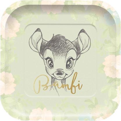 Procos Taniere Bambi štvorcové papierové