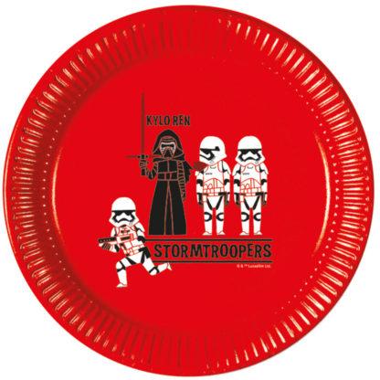 Procos Taniere Star Wars Forces papierové 8 ks