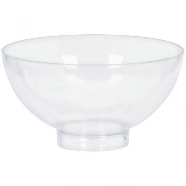 Amscan Plastové misky priehľadné malé 10 ks