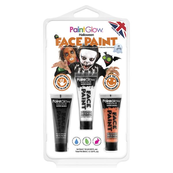 PGW Farby na tvár a telo - Halloween