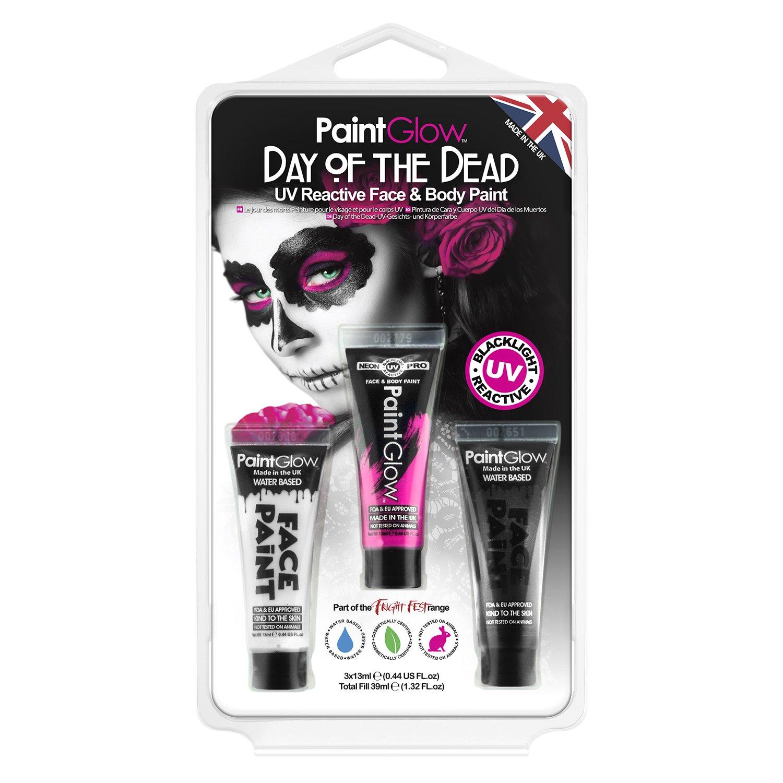 PGW Farby na tvár a telo - Deň mŕtvych