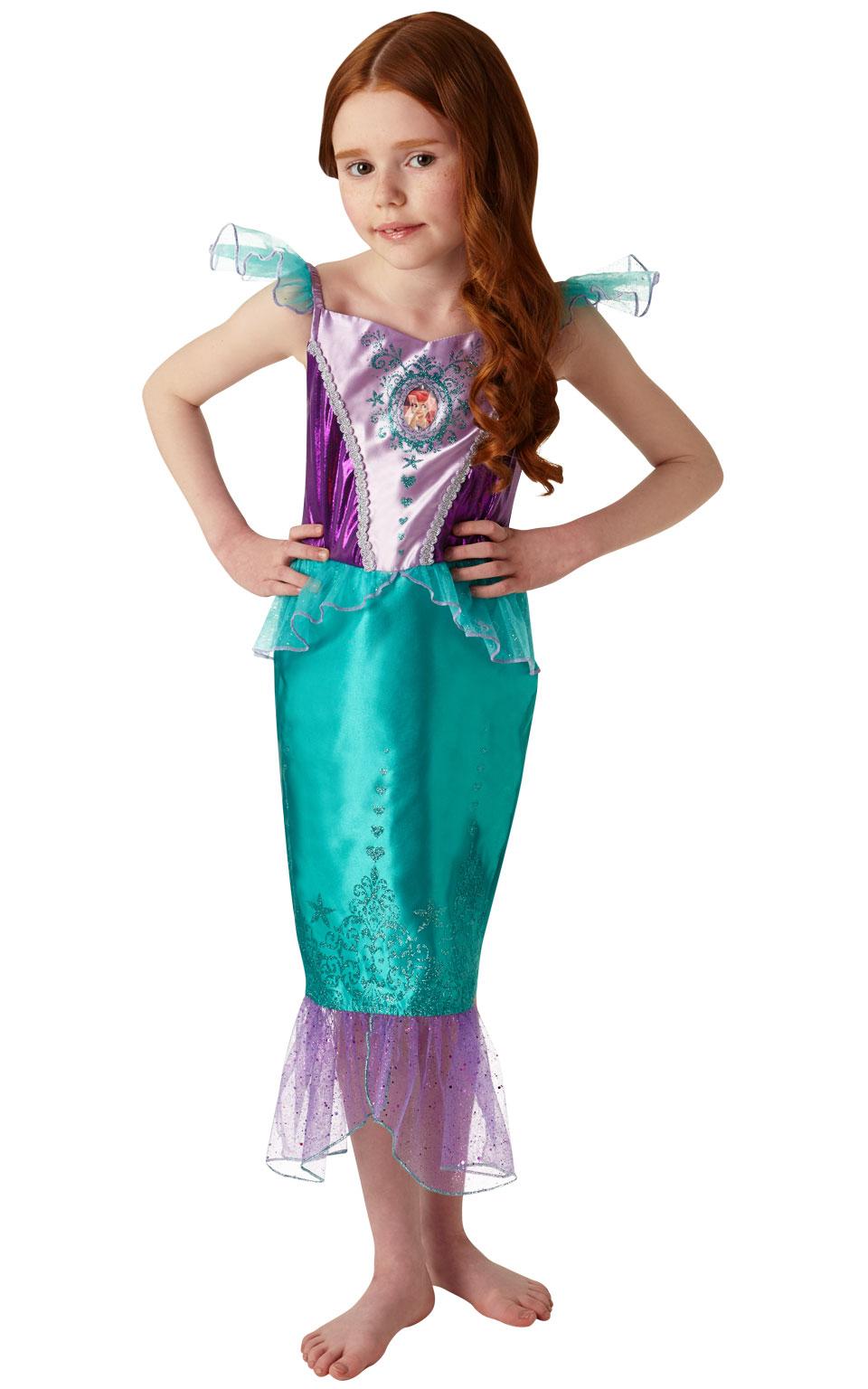 Rubies Kostým Princess Ariel - detský Veľkosť - deti: L