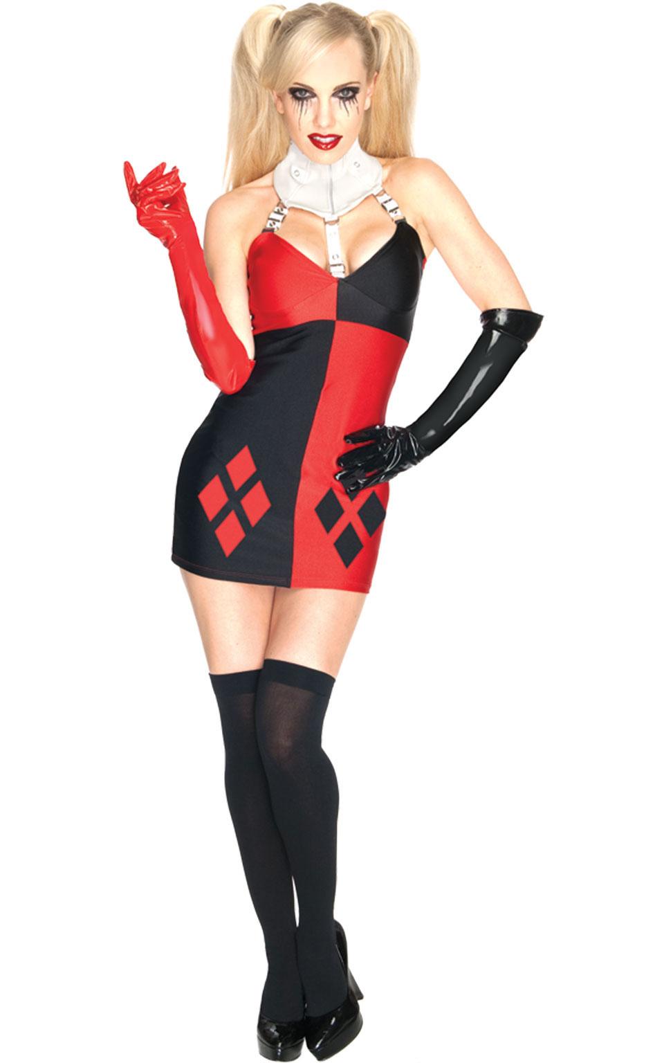 Rubies Kostým Darebáčka Harley Quinn - dámsky Veľkosť - dospelý: S