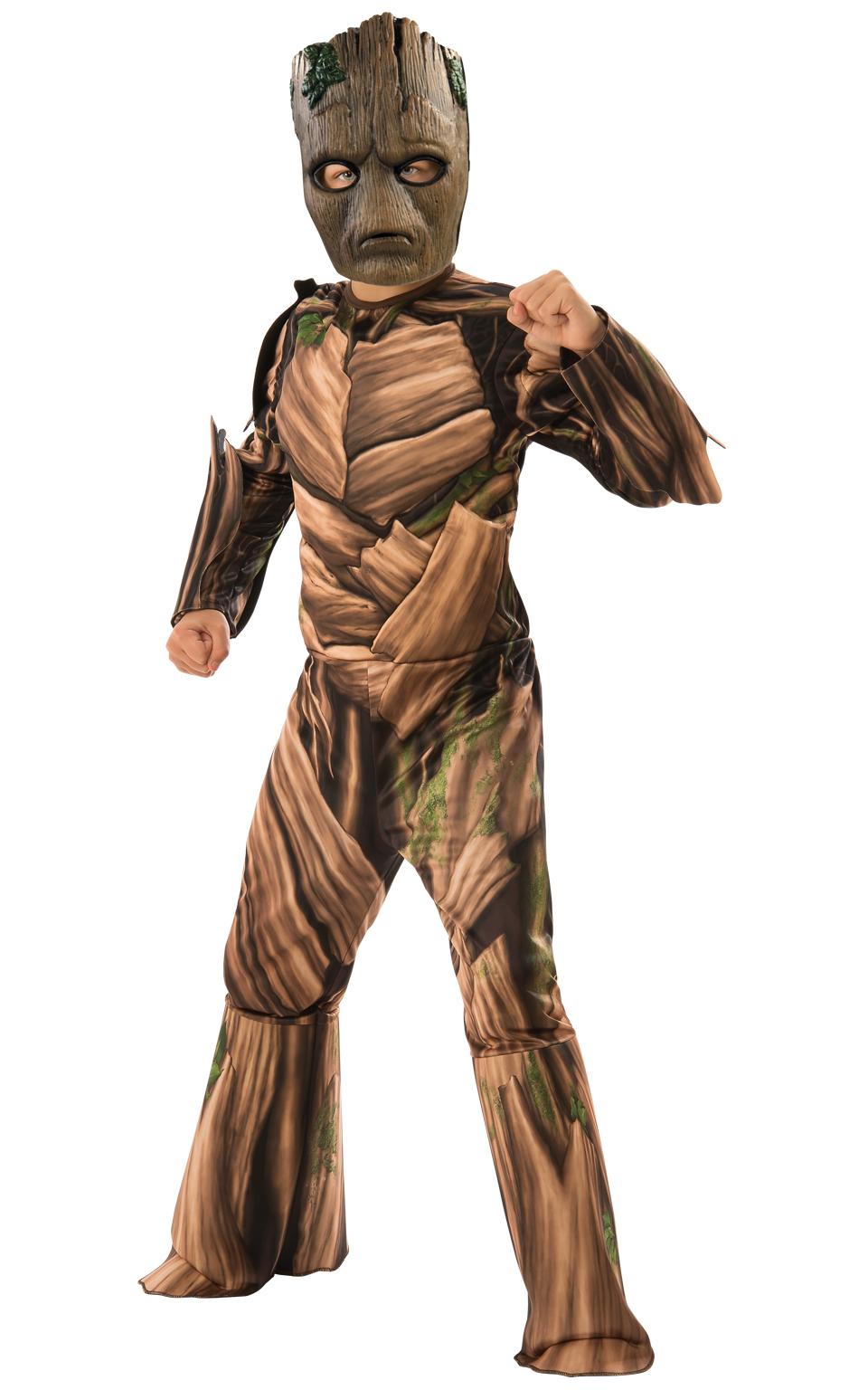 2e0bd115f1d8 Rubies Kostým Groot - detský Veľkosť - deti  L