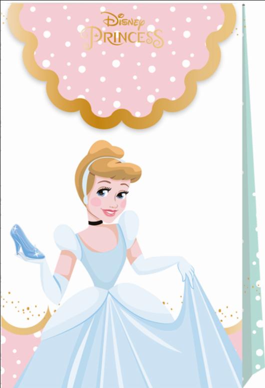 Procos Darčekové tašky - Disney Princezné