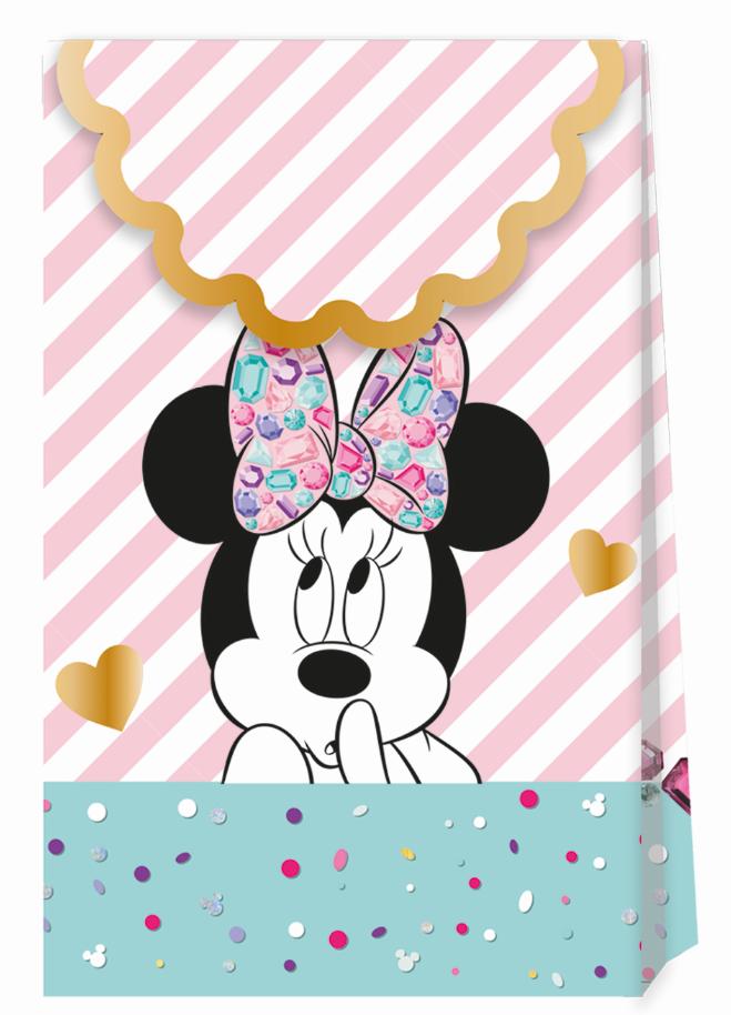 Procos Darčekové tašky - Minnie Párty