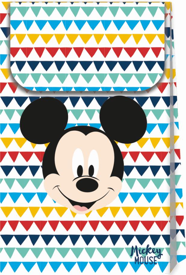 Procos Darčekové tašky - Mickey Mouse Awesome