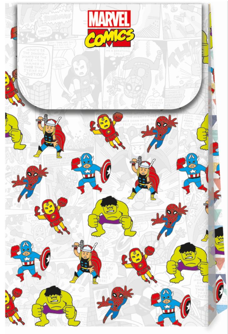 Procos Darčekové tašky - Avengers Pop Comic