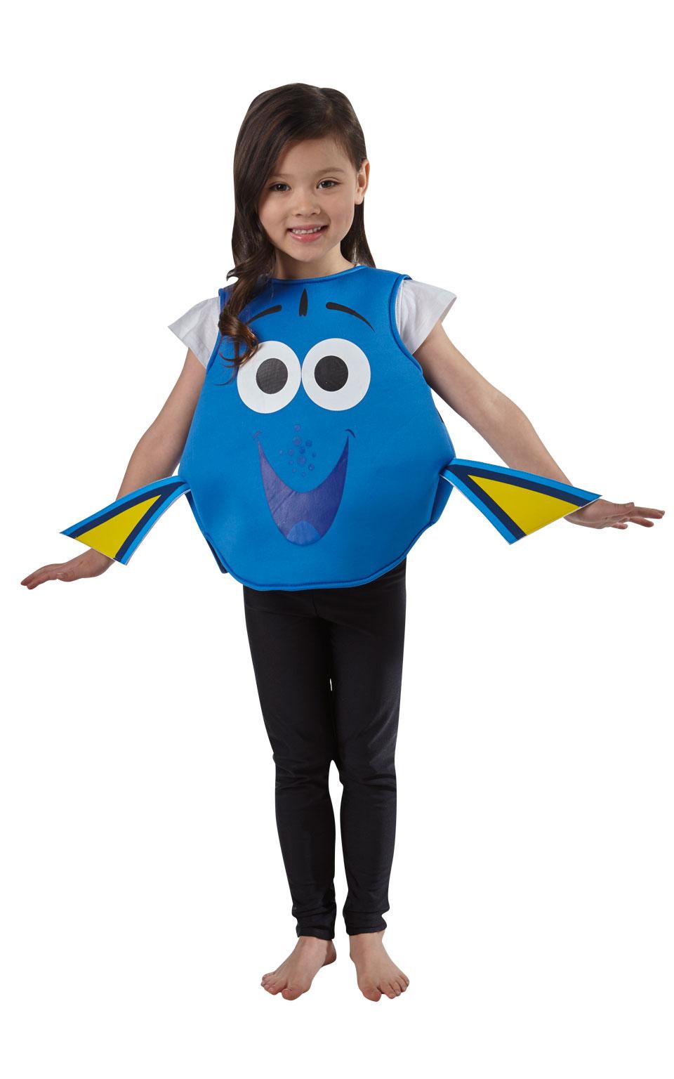 Rubies Detský kostým Dory Veľkosť - deti: S