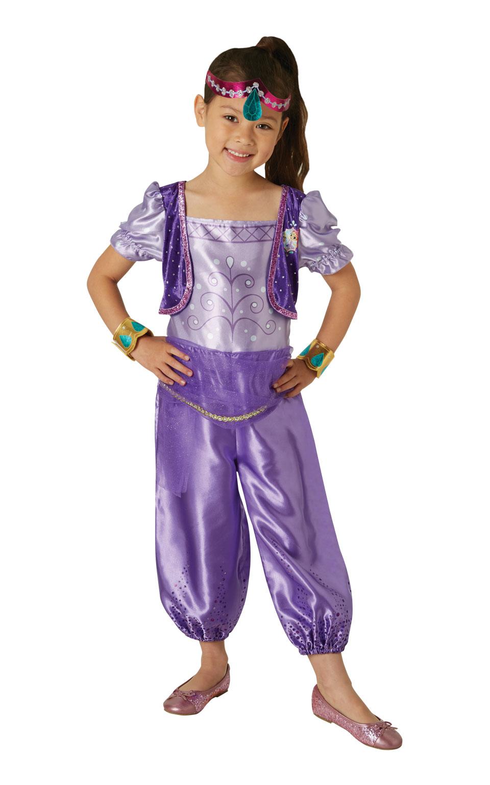Rubies Detský kostým Shimmer Veľkosť - deti: S