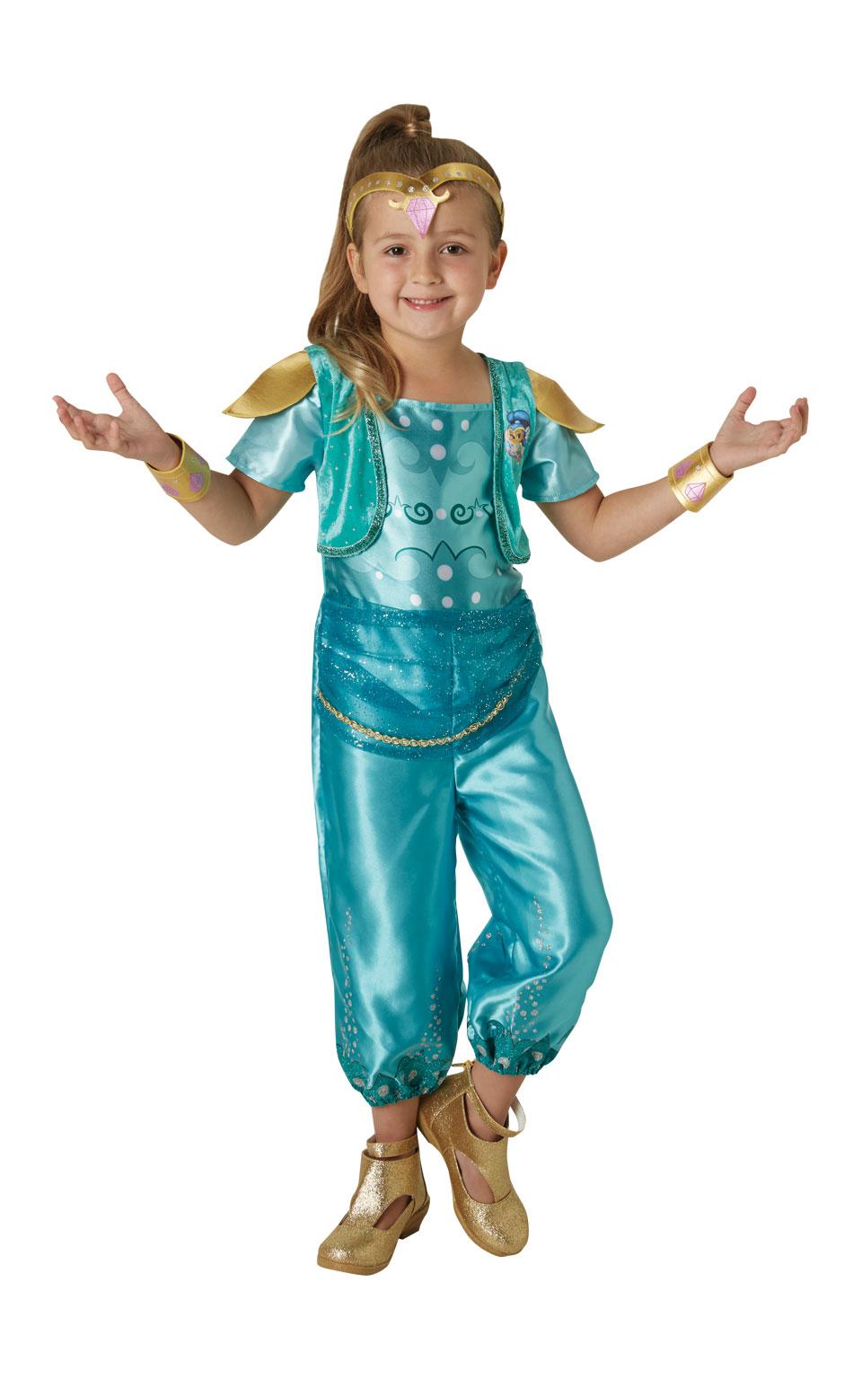 Rubies Detský kostým Shine Veľkosť - deti: S