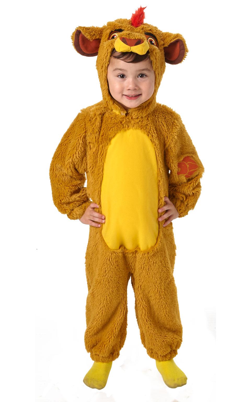Rubies Detský kostým Kion Veľkosť.: 12 - 24 mesiacov