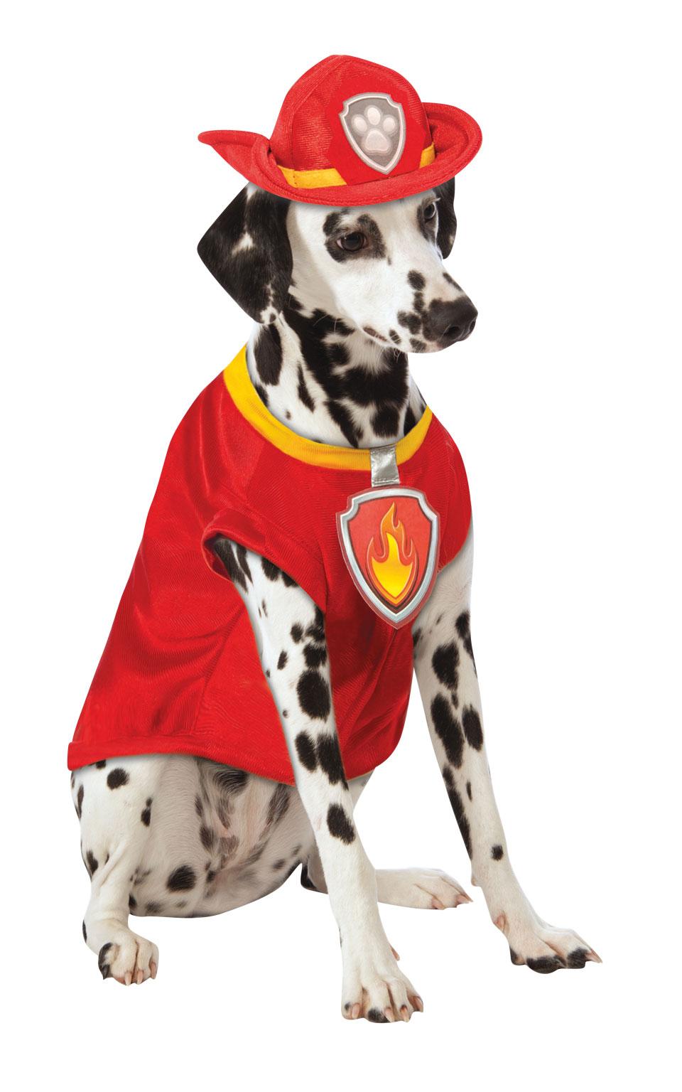 Rubies Kostým pre psov - Marshall Kostýmy pre psov: XL