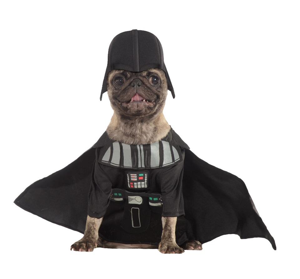Rubies Kostým pre psov - Darth Vader Kostým pre psov: S