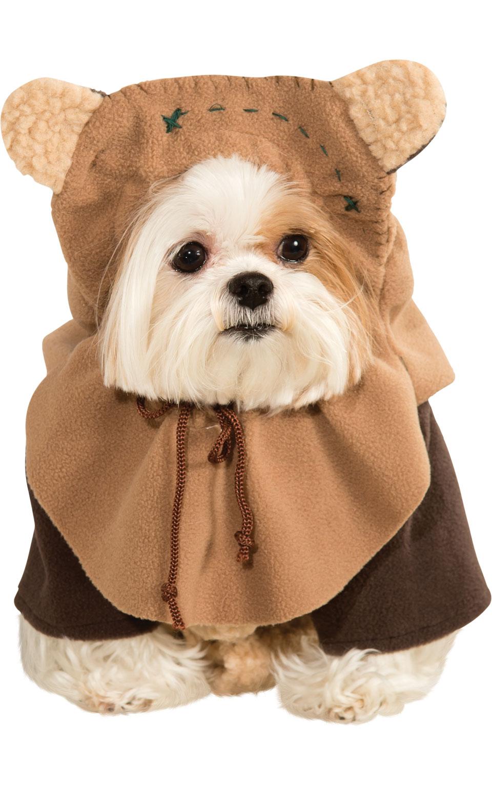 Rubies Kostým pre psov - Ewok Kostým pre psov: S