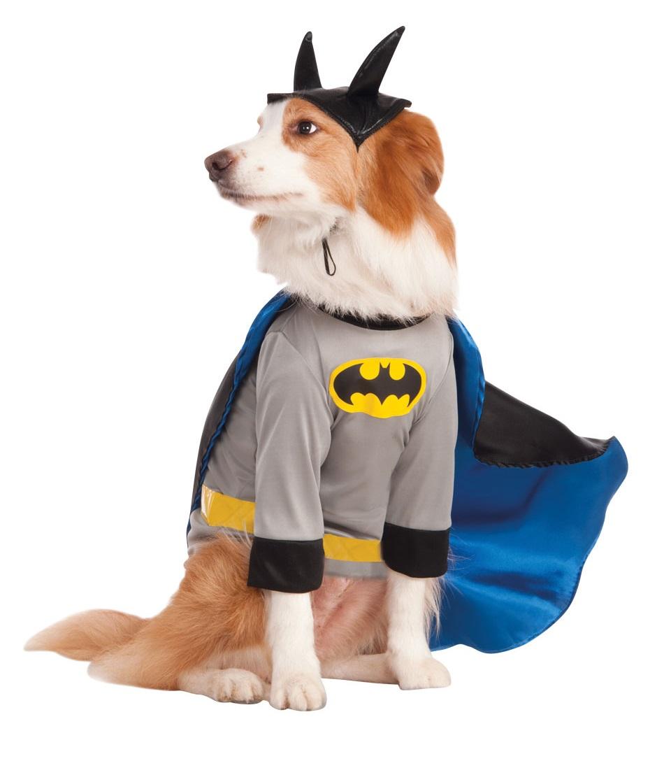 Rubies Kostým - Psí Batman Kostým pre psov: XXL