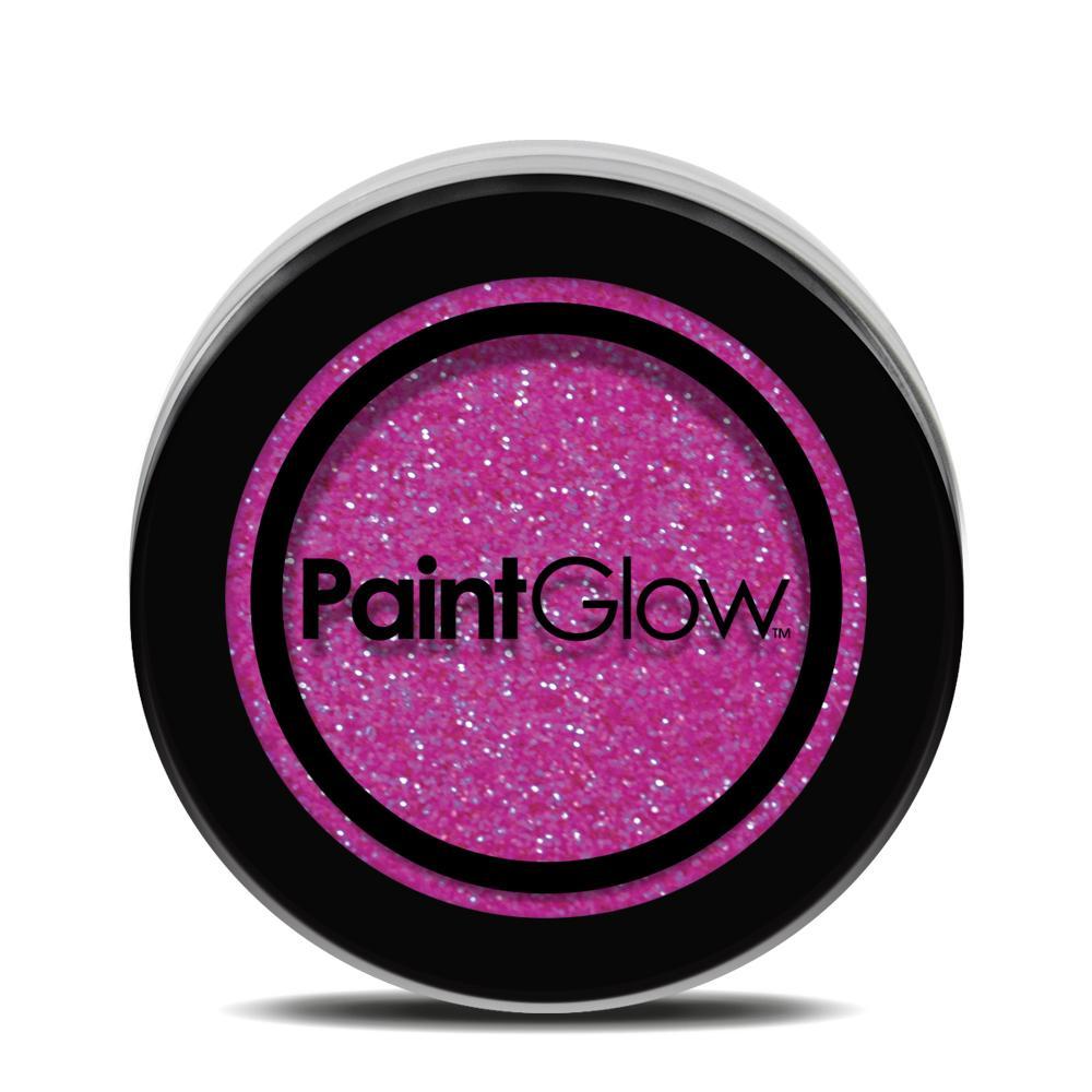 PGW UV Glitter Farba na tvár - rôzne farby Farba: ružová