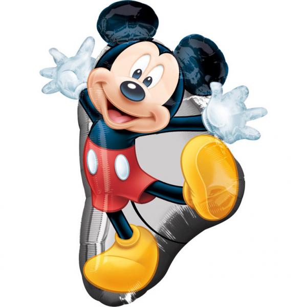 Amscan Fóliový balón Mickey Mouse 55 x 78 cm