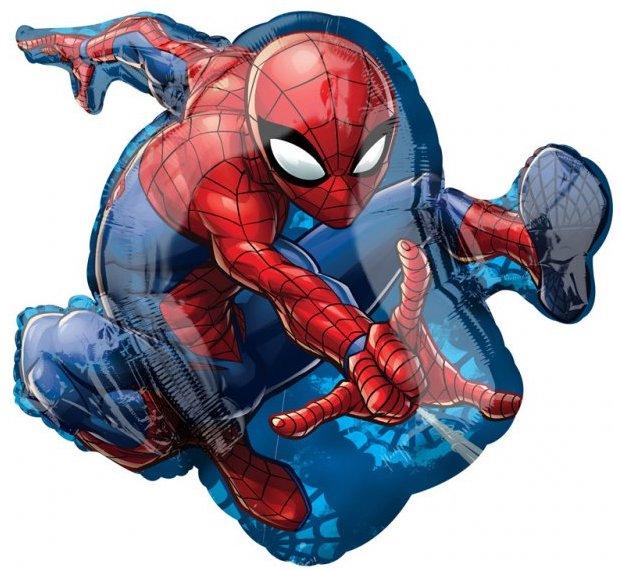 Amscan Fóliový balón Spiderman 43 x 73 cm