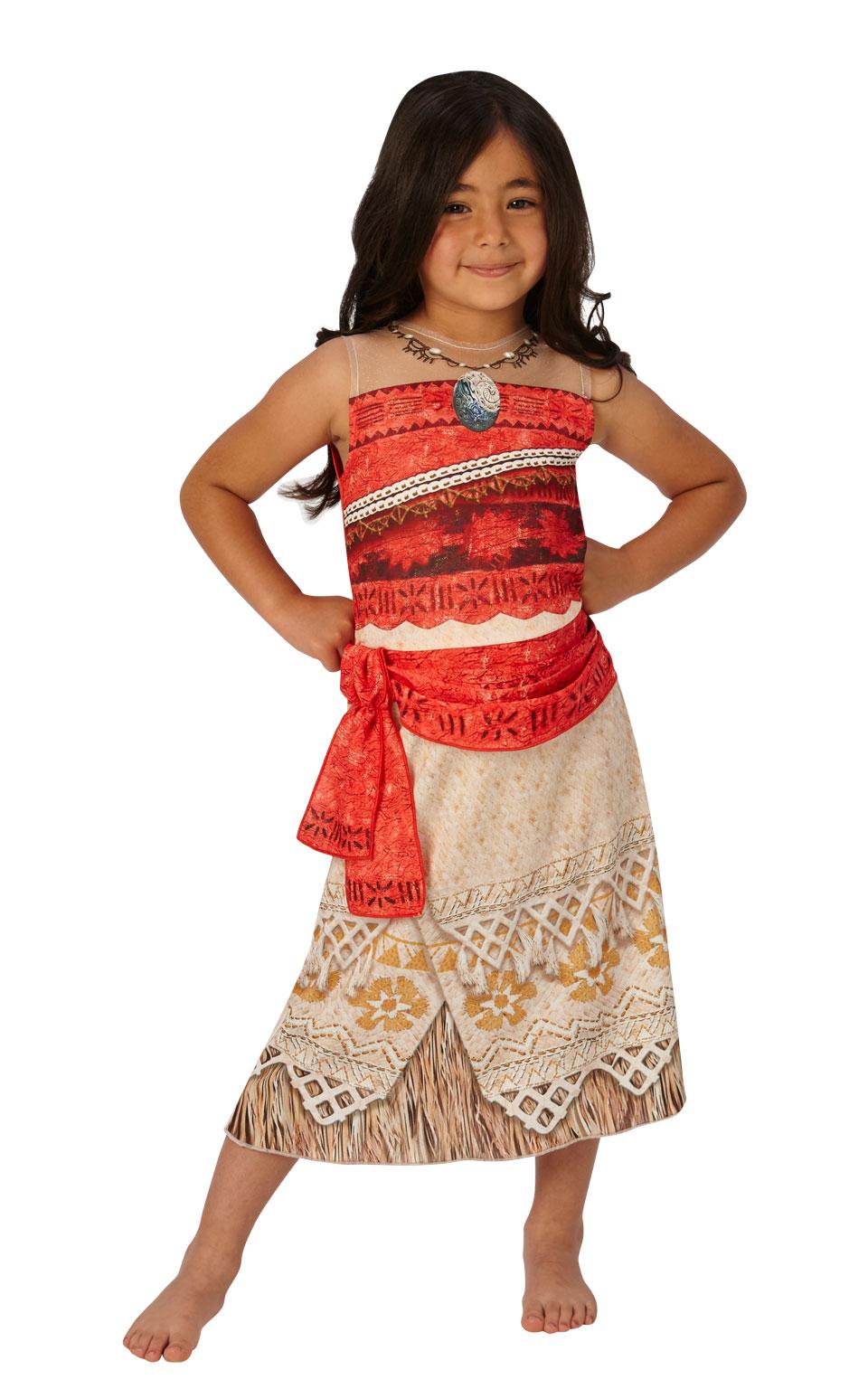 Rubies Kostým Vaiana Classic - detský Veľkosť - deti: L