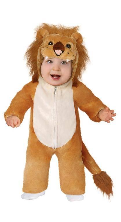 Guirca Kostým pre najmenších - Malý Lev Simba